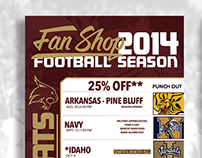 University Bookstore at Texas State Discount Card - 14