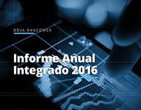 BBVA Bancomer. Informe Anual Integrado 2016
