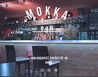 Bar webdesign