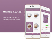 MakeMe Coffee App