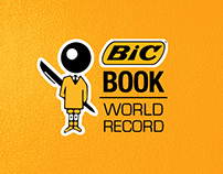 BIC BOOK World Record - Online action proposal
