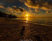 Beach Time SGI - Sunset