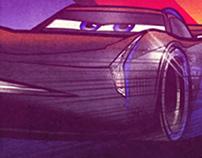 Disney/Pixar Cars 3 | Poster Art