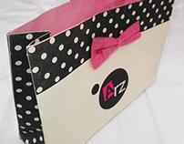 Diseño y confección de bolsa ARZ