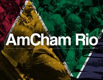 Layouts redes sociais   AmCham Rio