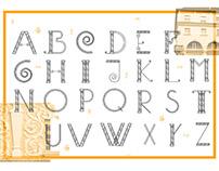 Experimental Font 2016