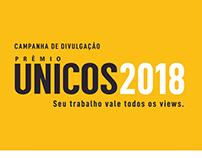 Campanha Prêmio UNICOS 2018