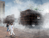 City Inhaler | Graduation Tower