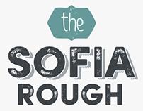 Sofia Rough Typeface