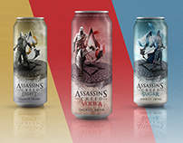 Assassin's Creed | Energy Drink