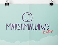 Brand Identity - Marshmallows Baby