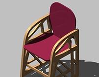 """""""Leida"""" chair"""
