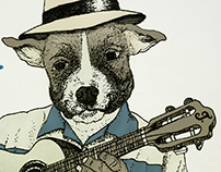 Joli the dog