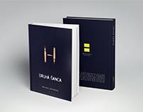 BOOK COVER - Michal Škombár - Druhá šanca