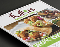Fufu's Mideast Grill Ad