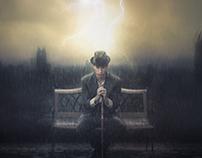 Shanghai Silent Storm Monopulation Poster