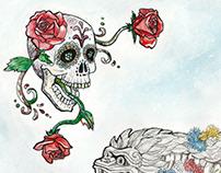 Mamselle Ruiz - Day of the dead