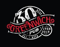 ID.: Bar Greenwich Pub - 30 Aniversario