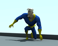 Feature Character Animation Showreel