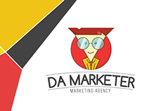 Da Marketer agency Branding