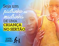 Campanha Catarse - Sertão Criança