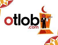 Otlob.com Ramadan Theme 2015