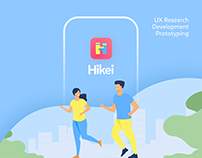 Hikei - A Social Platform for Sport Enthusiasts