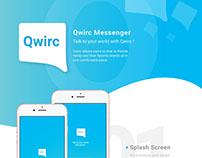 Qwirc Messenger !