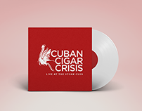 Cuban Cigar Crisis • Live at the Stork Club Album Art