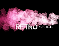 RETRO space | Rewind Interactive Pixel Display