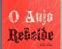 O Anjo Rebelde - book design