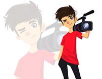 Illustration for Fractured Elliot Productions
