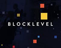 Blocklevel - web design concept