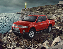 Mitsubishi L200_Tough on Roads