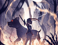 Percy Jackson - (Fanart Mini-Comic)