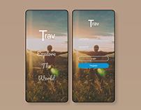 xddailychallenge Travel app