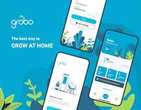 Grobo — In home growing system   iOS App