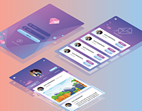 Social App Design --- Fun Project
