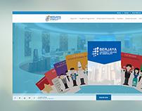 BERJAYA UCH Website Revamp