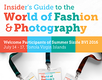SUMMER SIZZLE FASHION & PHOTOGRAPHY CONVENTION VI