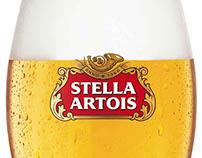 Stella Artois - App Design (Layout Proposal)