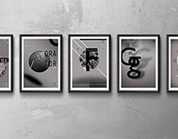 Typographic Poster Project