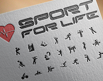 [Free download] SPORT FOR LIFE ICONS