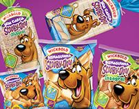 Linha Pães Scooby-Doo Wickbold