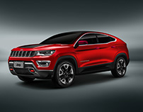 Jeep Compass Fastback