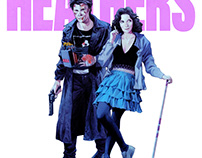 Heathers Blu-Ray Artwork