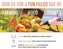 Reaching Goals Fitness Brochure