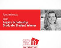 ASID Scholarship