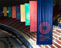 Parc Olympique | Sports Center | lg2boutique