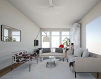 Interior Design | Living Room | Menlo Park, California